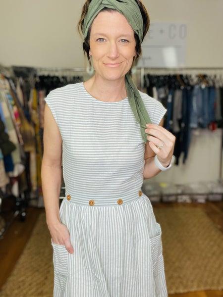 The Summer Stripe Dress
