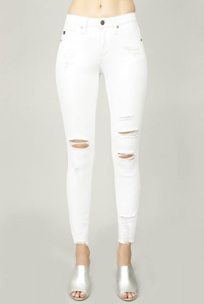 The White Jean by Kancan