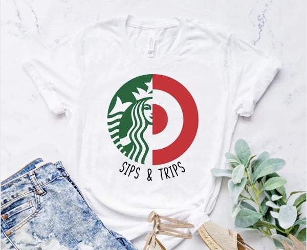 Sips N Trips Graphic Tee