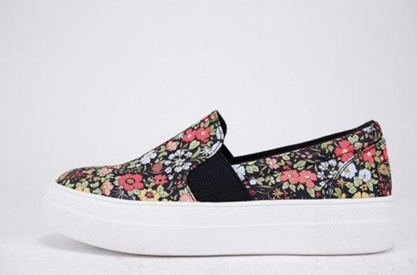 The Flower Power Sneaker