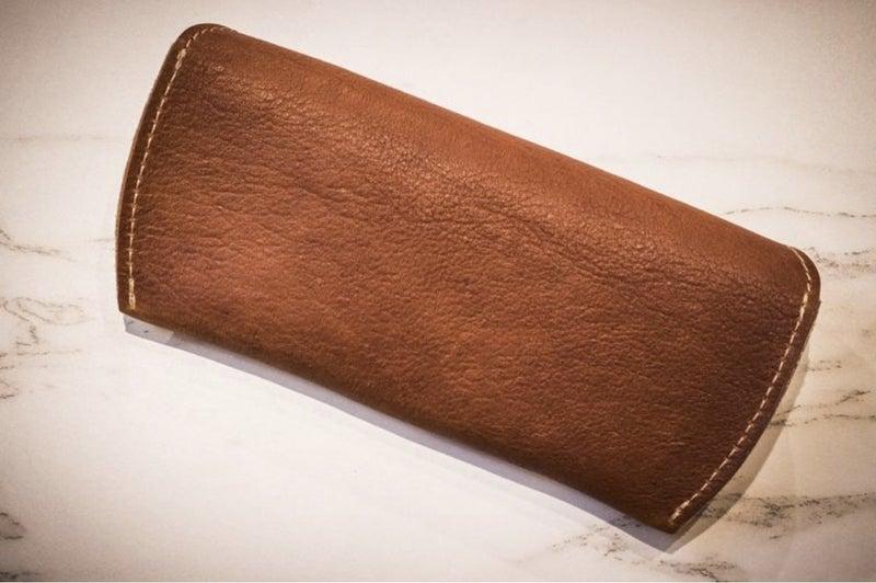 Leather Sun/Glasses Case