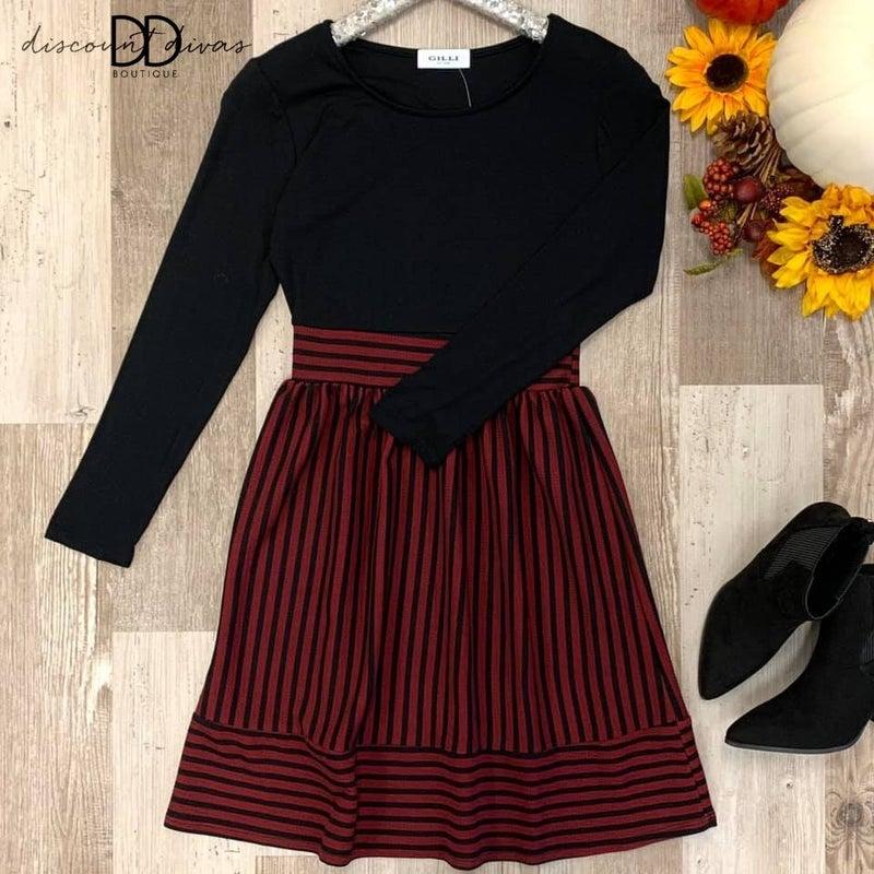 Holiday Kisses Dress