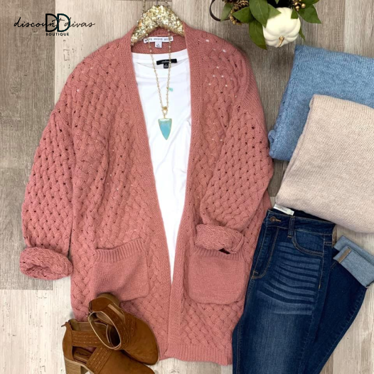 Cozy Evenings Cardigan