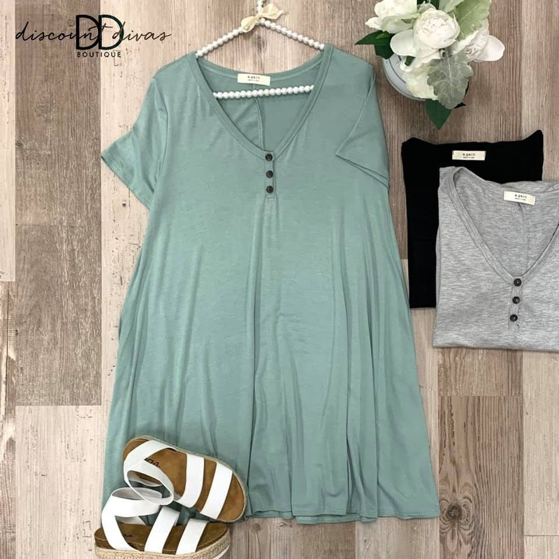 Simple Satisfactions Dress