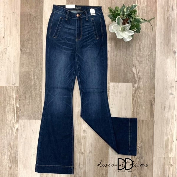 What I Like About You Flare Jeans