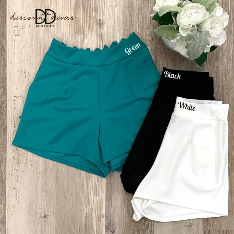 Impress and Empower Shorts
