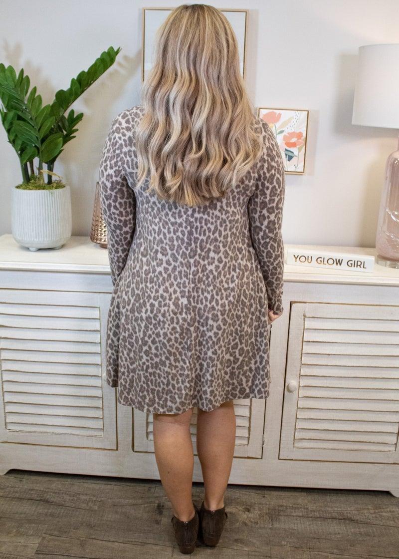 Playfully Printed Dress