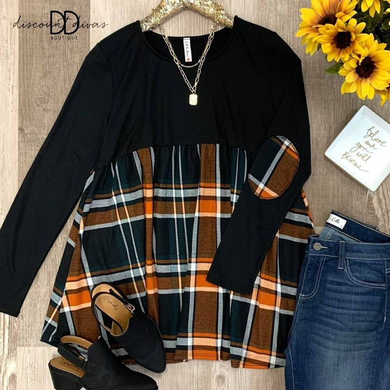 Fall For Me Top