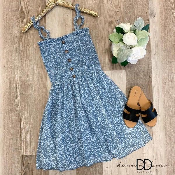 Wishing For Paradise Dress