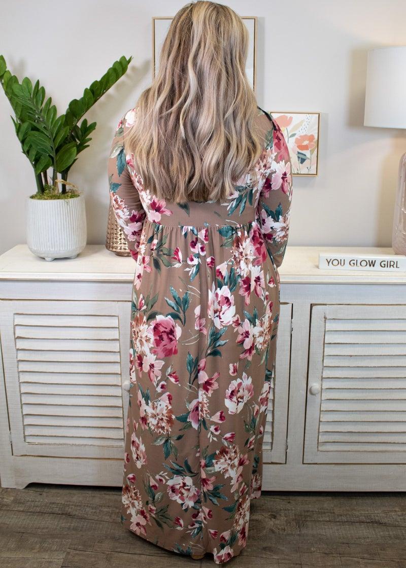 Stealing Cinderella Maxi Dress
