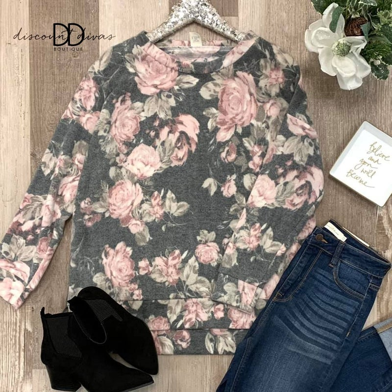 The Sweet Embrace Top