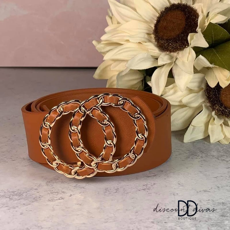 Double O-Ring Matching Chain Belt
