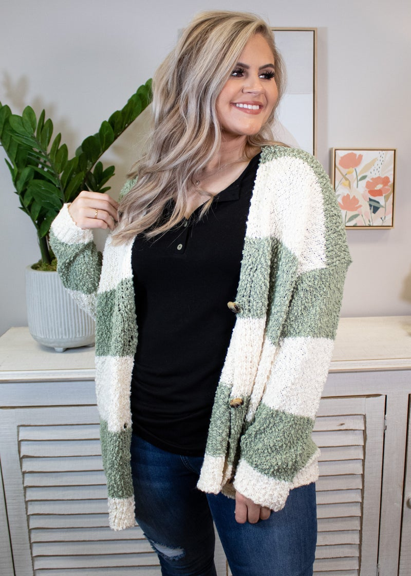 Morning Cozies Cardigan *Final Sale*