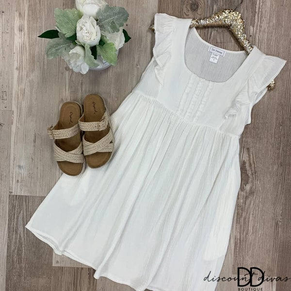 Luck Be A Lady Dress