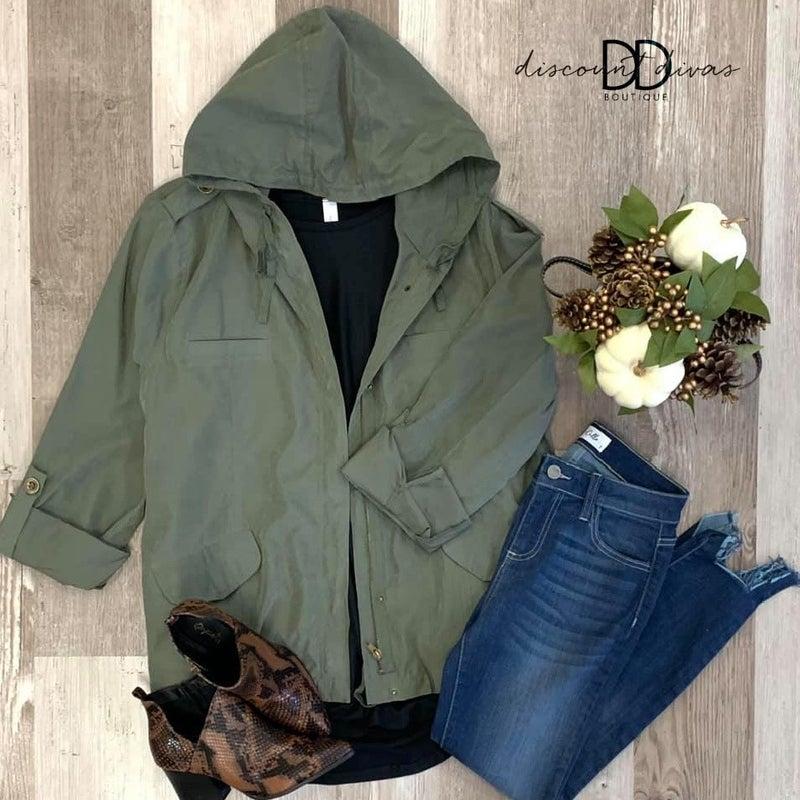 Harvest Delight Jacket