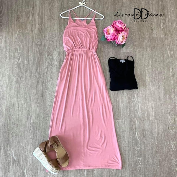 Miss Me More Dress