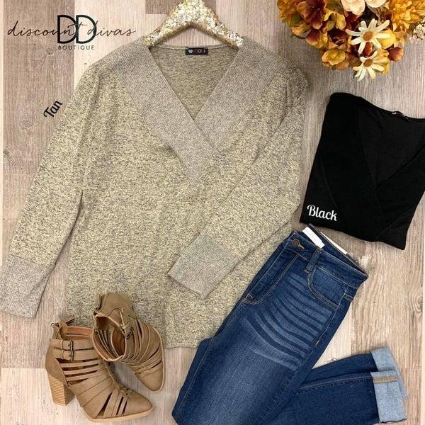 Sandy Cashmere Sweater