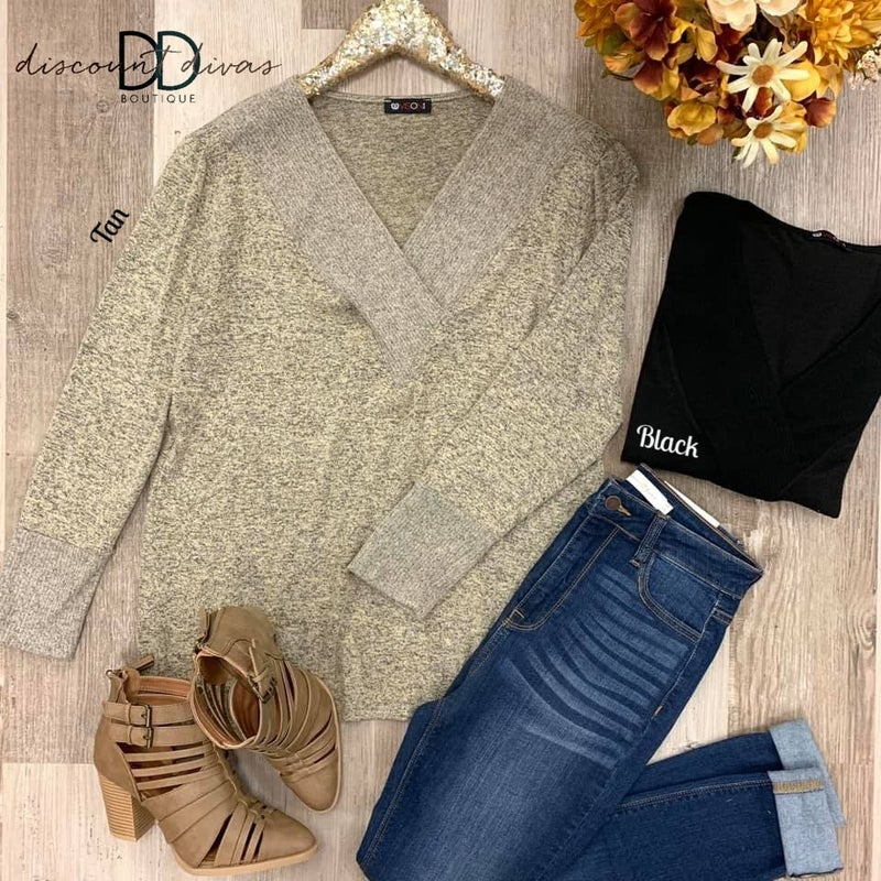 Sandy Cashmere Sweater