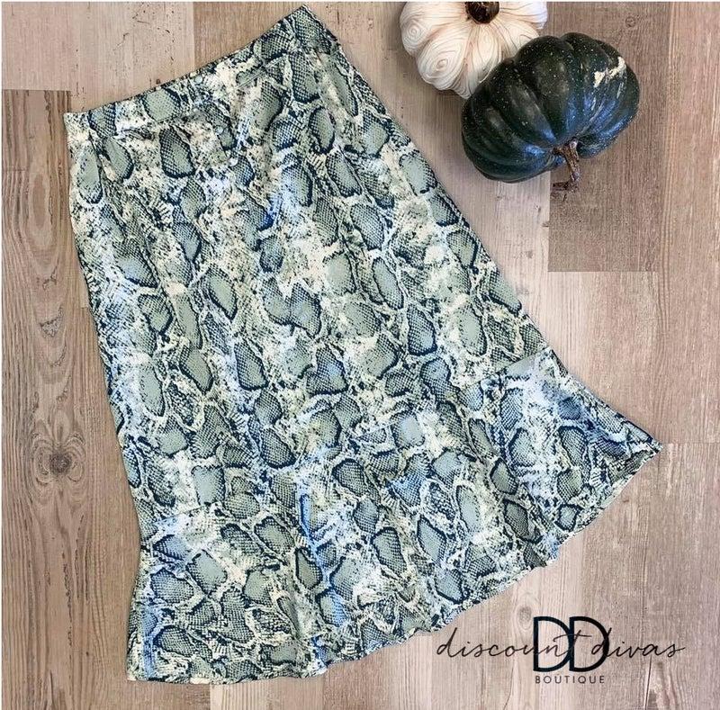 Python Print Skirt