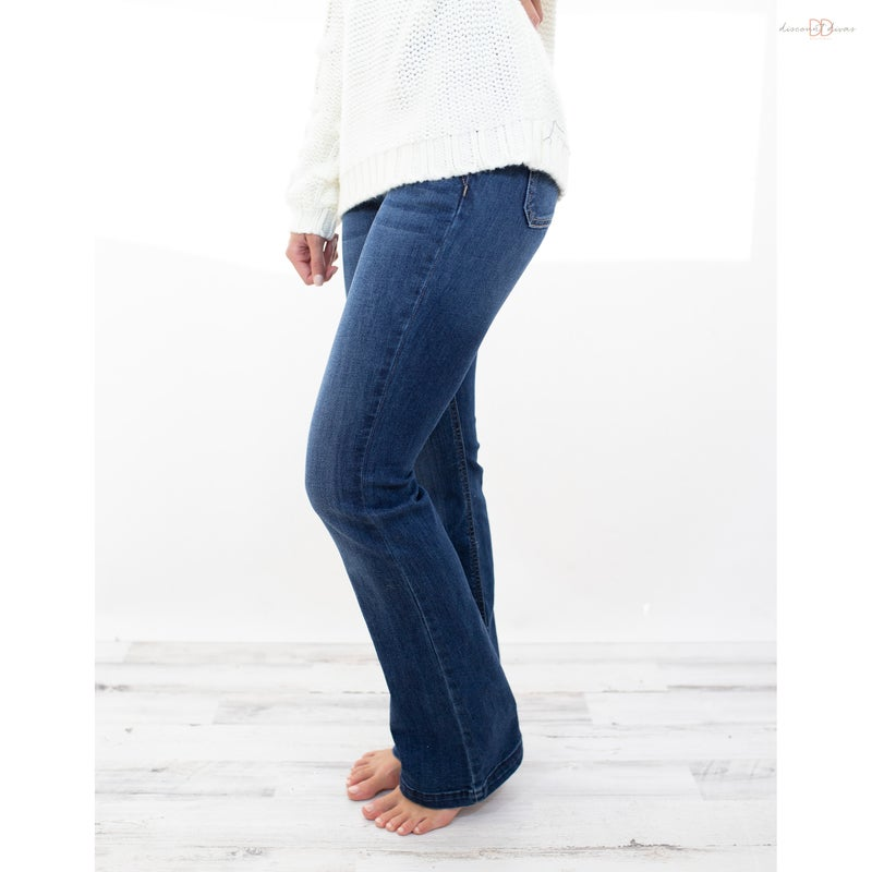 Party In The USA Flare Jeans