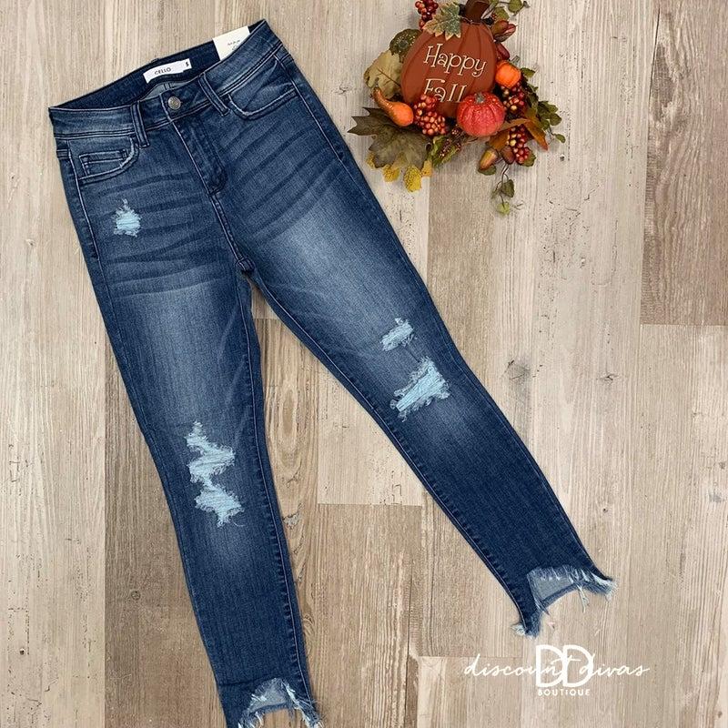 Let's Stop Wishing Skinny Jeans