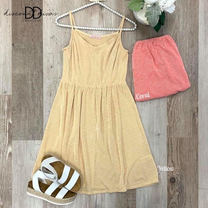 Happy In Sunshine Dress
