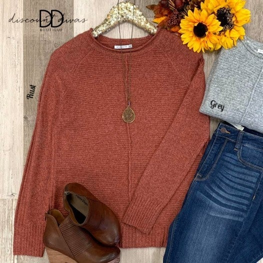 Pumpkin Spice Please Sweater