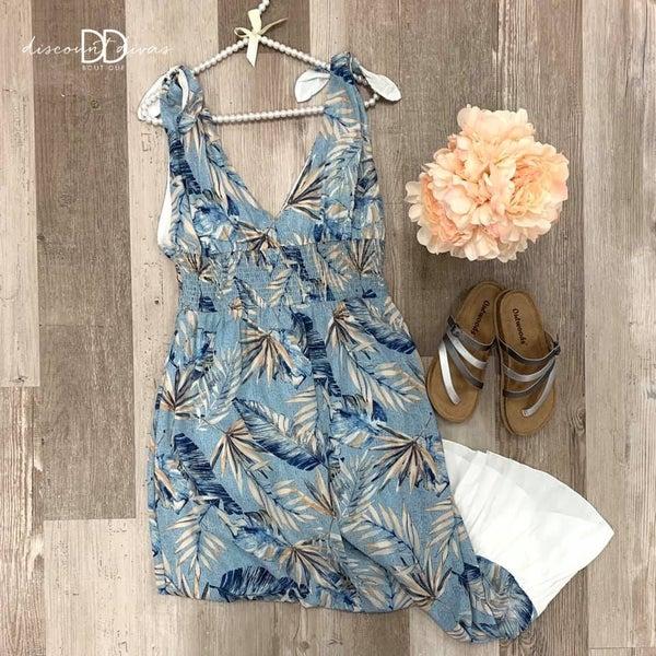 Tropical Self Dress