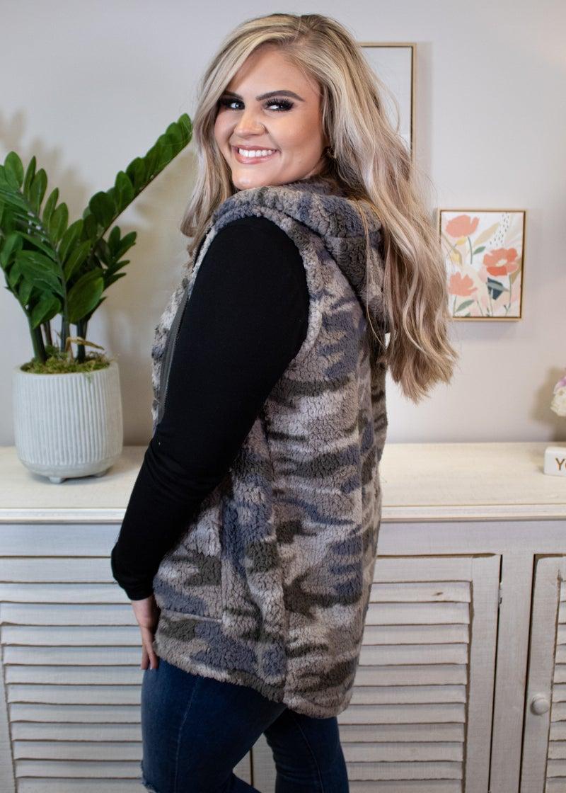 Cozy Spot Vest