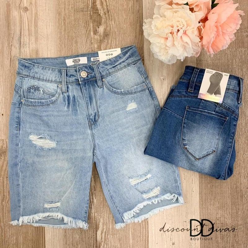 Take Me To Bermuda Shorts