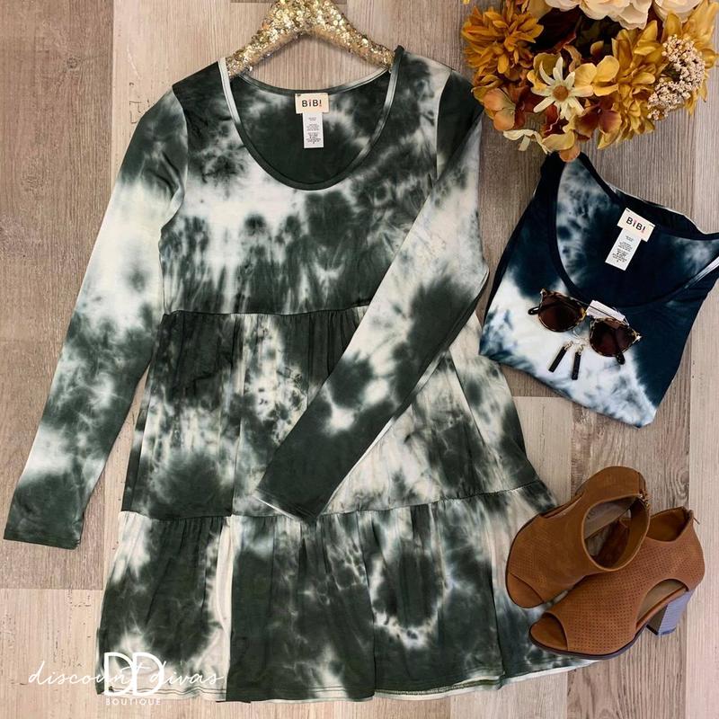 Dip Dye Delight Dress