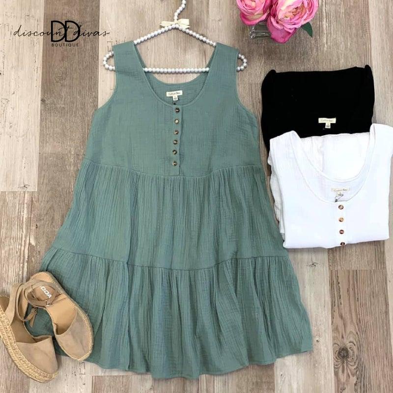 Never Look Back Dress