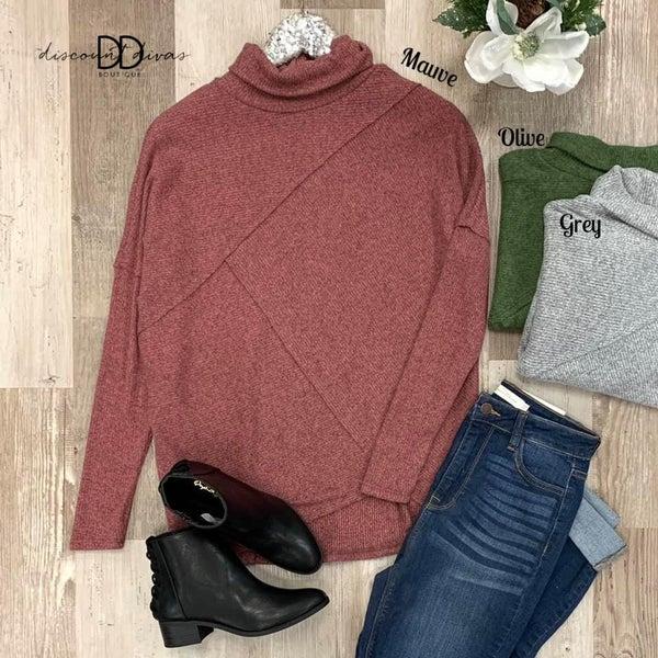 Cozy A La Mode Sweater