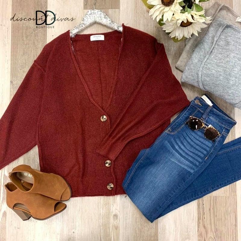 Apple Picking Sweater
