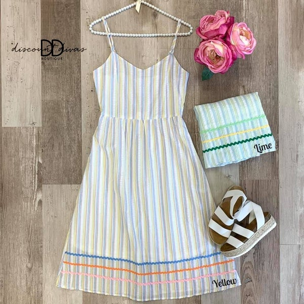Moon Over Mexico Dress