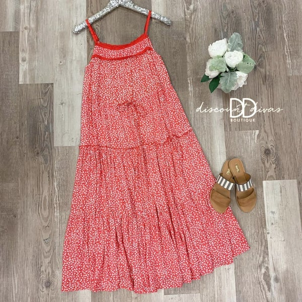 Legacy Of Love Maxi Dress