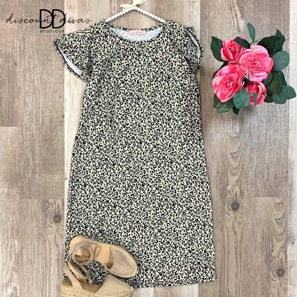 Stella Animal Print Dress