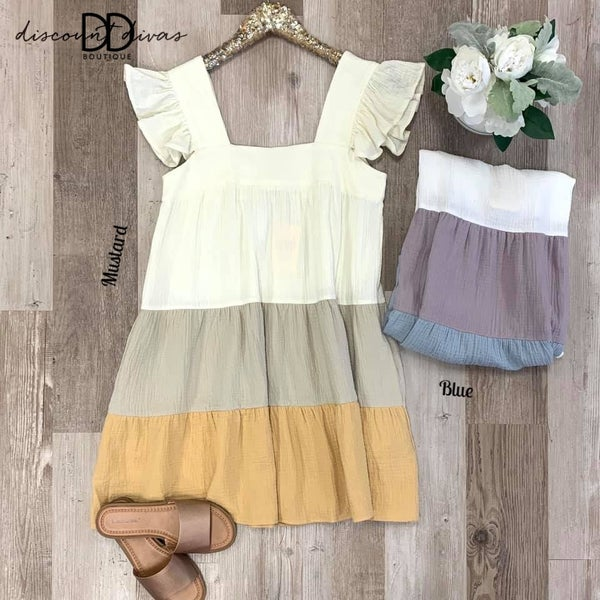 Love You More Dress