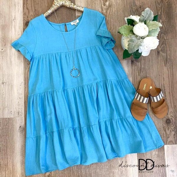 Dreaming Of A Getaway Dress