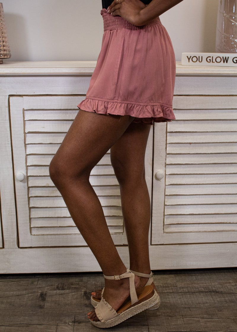 Leigh Elle Shorts