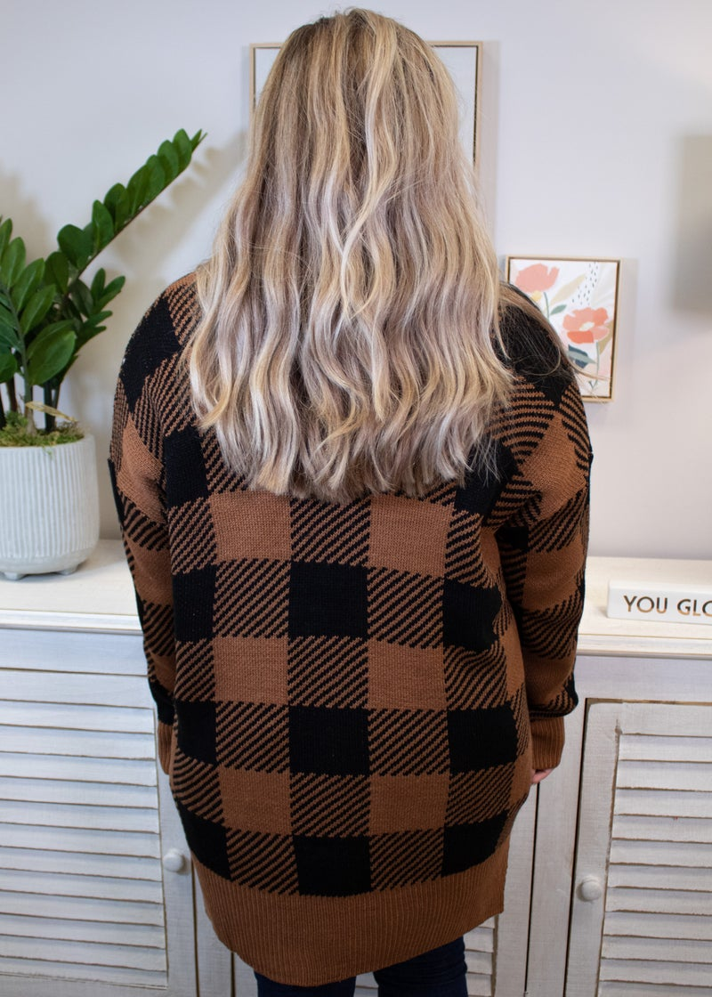 A Ghostly Good Time Cardigan