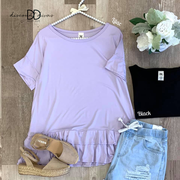 Beauty In The Basics Top