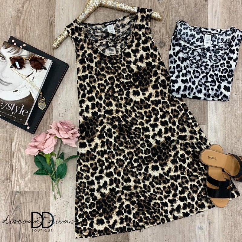 Put On The Spot Dress