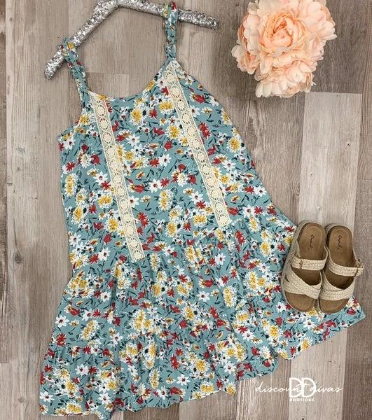 Pocket Of Posies Dress