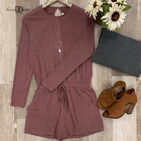 Ready To Run Romper