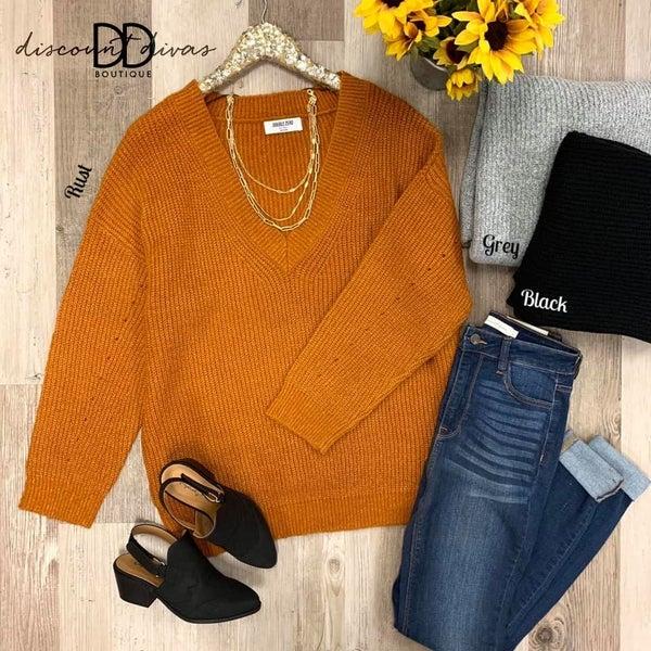 River Walk Sweater