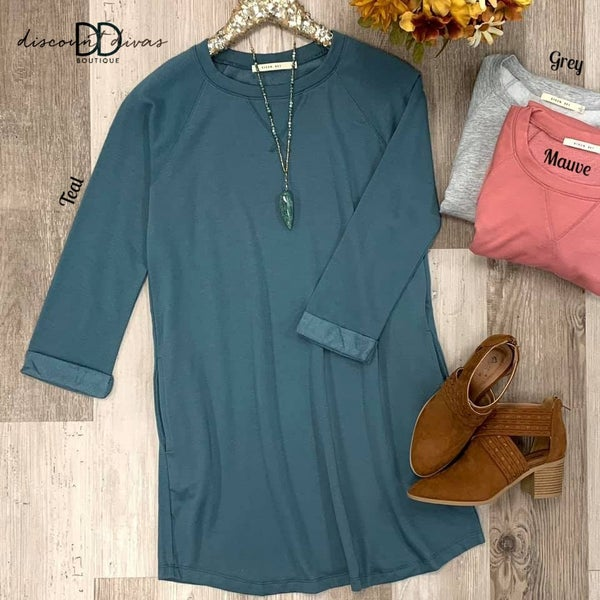 Be My Baby Tunic Dress