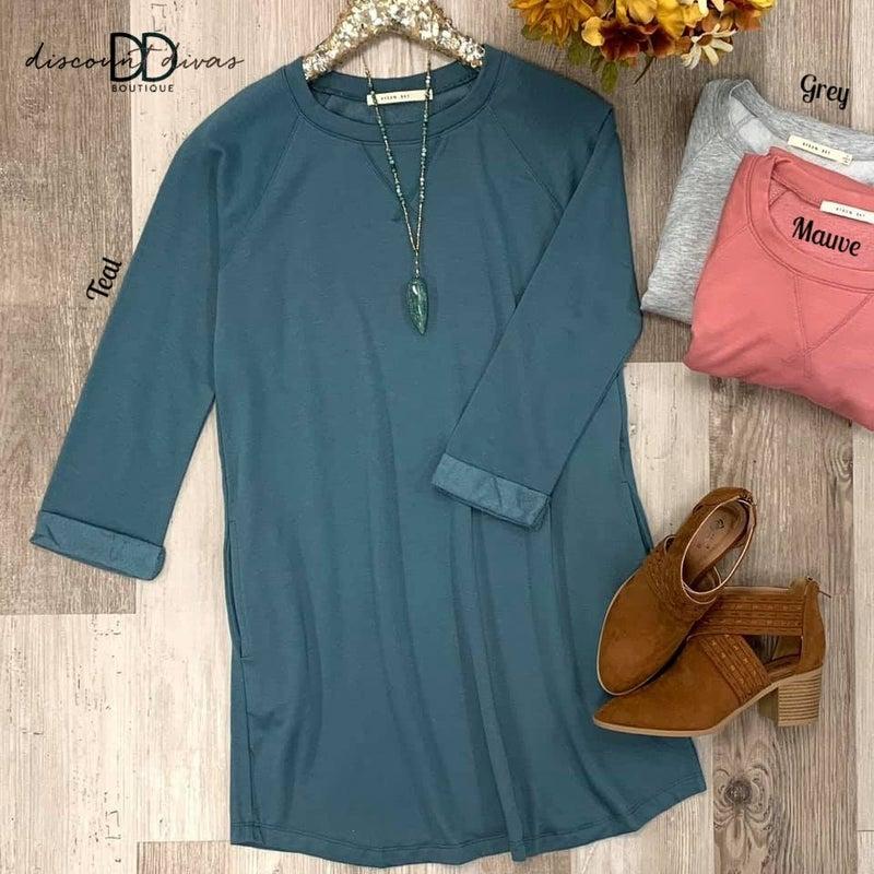 Be My Baby Tunic Dress
