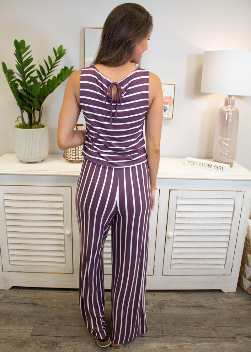 Start The Day Jumpsuit