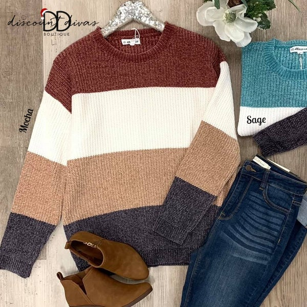 Dreamy Babe Sweater